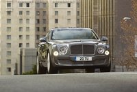 2012 Bentley Mulsanne, Front View. , exterior, manufacturer