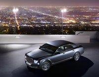 2012 Bentley Mulsanne, Front quarter view. , exterior, manufacturer, gallery_worthy
