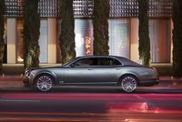 2012 Bentley Mulsanne, Side View., exterior, manufacturer