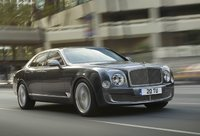 2012 Bentley Mulsanne, Front quarter view. , exterior, manufacturer