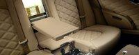 2012 Bentley Mulsanne, Back Seat. , interior, manufacturer, gallery_worthy