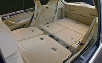 2012 BMW X5, Back Seat. , manufacturer, interior
