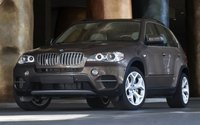 2012 BMW X5, Front quarter view. , exterior, manufacturer, gallery_worthy