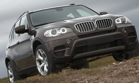 2012 BMW X5, Front View., exterior, manufacturer, gallery_worthy