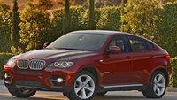 2012 BMW X6, Front quarter view. , exterior, manufacturer