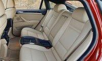 2012 BMW X6, Back Seat. , interior, manufacturer, gallery_worthy