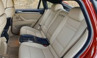 2012 BMW X6, Back Seat. , manufacturer, interior