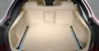 2012 BMW X6, trunk. , manufacturer, interior