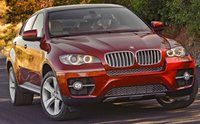 2012 BMW X6, Front View. , exterior, manufacturer