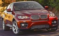 2012 BMW X6, Front View. , exterior, manufacturer