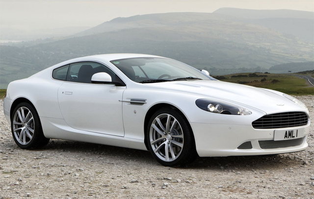 Picture of 2012 Aston Martin DB9