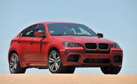 2012 BMW X6 M Picture Gallery