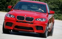 2012 BMW X6 M, Front View., exterior, manufacturer