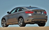 2012 BMW X6 M, Back quarter view. , manufacturer, exterior