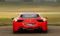 2012 Ferrari 458 Italia, Back View. , exterior, manufacturer
