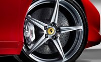 2012 Ferrari 458 Italia, Close-up of front tire. , exterior, manufacturer