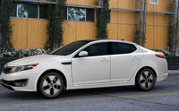 2012 Kia Optima Hybrid, Side View. , exterior, manufacturer, gallery_worthy