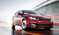 2012 Kia Optima Hybrid Picture Gallery