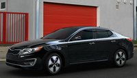 2012 Kia Optima Hybrid, Side View. , exterior, manufacturer