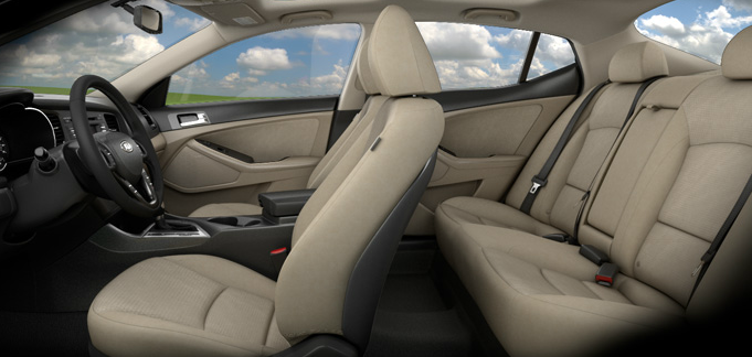 2012 Kia Optima Hybrid, Front and back view. , exterior, interior, manufacturer