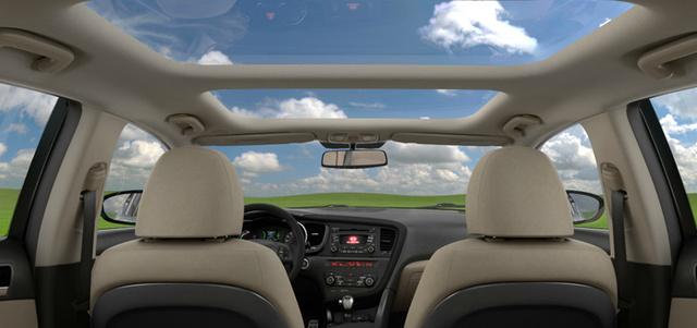 2012 Kia Optima Hybrid, Front View. , exterior, interior, manufacturer