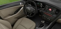 2012 Kia Optima Hybrid, Drivers Seat. , interior, manufacturer