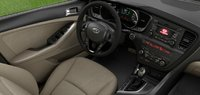 2012 Kia Optima Hybrid, Drivers Seat. , interior, manufacturer