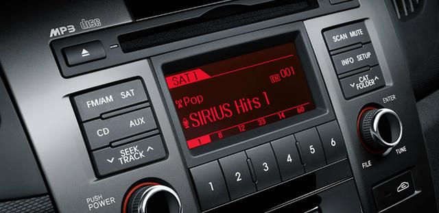 2012 Kia Optima Hybrid, Stereo., interior, manufacturer