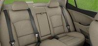 2012 Kia Optima Hybrid, Back Seat. , interior, manufacturer