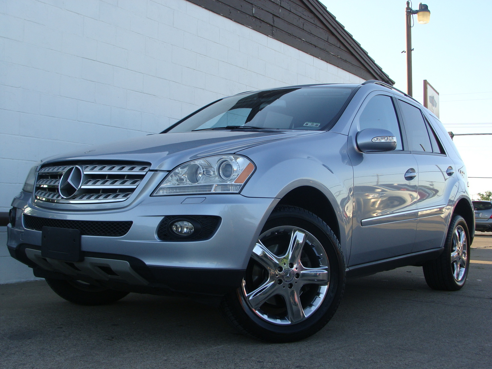 Picture of 2006 mercedes benz m class ml350 4dr suv awd for 2006 mercedes benz m class ml350