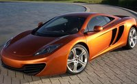 2012 McLaren MP4-12C Picture Gallery