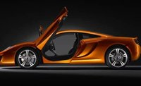 2012 McLaren MP4-12C, Side View., exterior, manufacturer