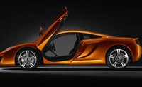 2012 McLaren MP4-12C, Side View., manufacturer, exterior