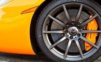 2012 McLaren MP4-12C, Front tire., exterior, manufacturer