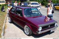 1974 Volkswagen Golf Overview