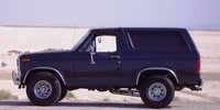 1984 Ford Bronco Picture Gallery