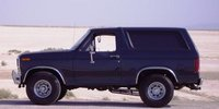 1984 Ford Bronco , exterior