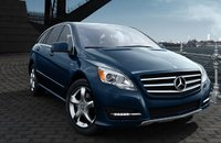 2012 Mercedes-Benz R-Class, Front View. , exterior, manufacturer, gallery_worthy