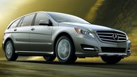 2012 Mercedes-Benz R-Class, Front quarter view. , exterior, manufacturer, gallery_worthy