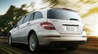 2012 Mercedes-Benz R-Class, Back quarter view. , exterior, manufacturer