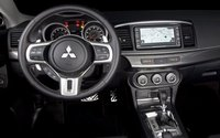 2012 Mitsubishi Lancer Sportback, Driver Seat., interior, manufacturer