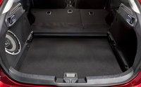 2012 Mitsubishi Lancer Sportback, Trunk., interior, manufacturer