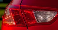 2012 Mitsubishi Lancer Sportback, Tail light., exterior, manufacturer
