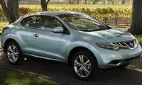 2012 Nissan Murano CrossCabriolet, Front quarter view. , exterior, manufacturer