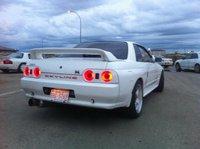 1994 Nissan Skyline Overview