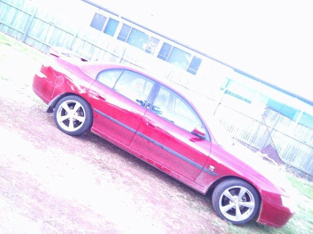 Picture of 2002 Holden Commodore