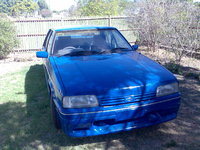 1987 Ford Falcon Overview