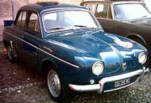 1964 Renault Dauphine, I had a pale blue one similar to this photo, exterior, gallery_worthy