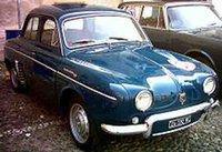 1964 Renault Dauphine Overview