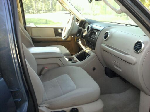 2004 ford expedition interior dimensions Ford expedition interior dimensions